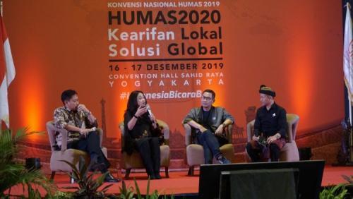 Angkat Potensi Budaya, Tak Akan Kehabisan Cerita