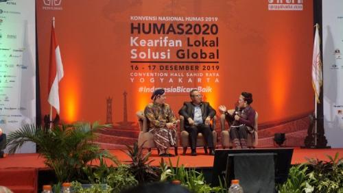 Komunikasi yang Tulus, Kunci Memenangkan Hati Audiens