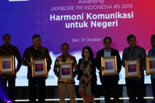 Pemenang PR INDONESIA Most Popular Leader in Social Media 2019 Masuk Kabinet
